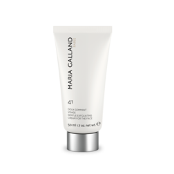 41 GENTLE EXFOLIATING CREAM FOR THE FACE